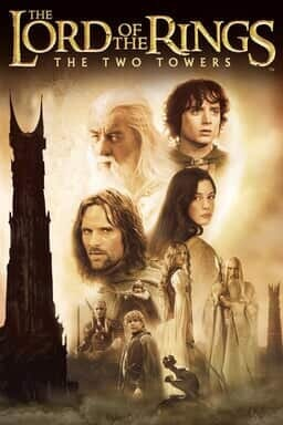 The Lord Of The Rings: The Two Towers - Key Art