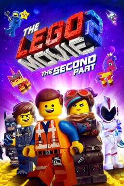 De LEGO® Movie 2 - Key Art