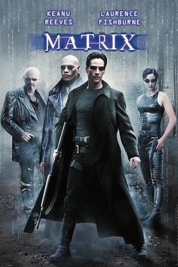 The Matrix Trilogy, The Matrix - Key Art