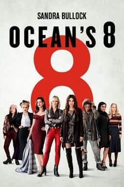 Ocean's 8 - Illustration