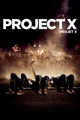 Project X - Key Art