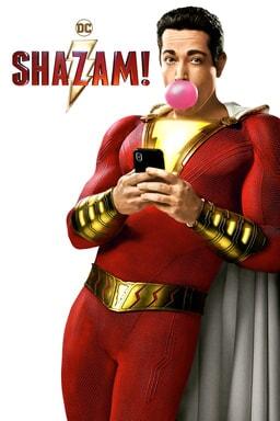 Shazam - Key Art