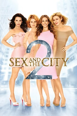 Sex and the City 2 - Key Art