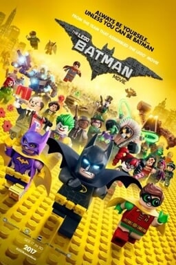 De LEGO Batman Film - Key Art