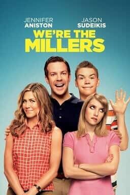We're the Millers - Key Art