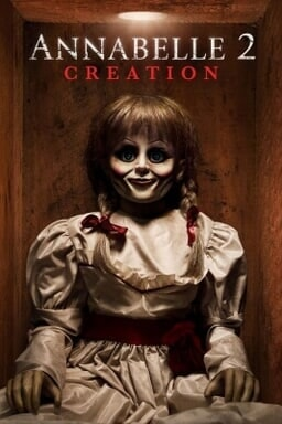 Annabelle: Creation - Key Art