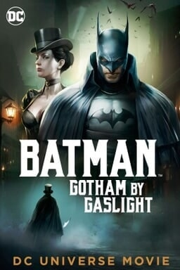 Batman: Gotham By Gaslight - Illustration