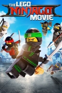 Lego Ninjago Movie, The - Key Art