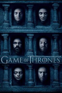 Game of Thrones: Seizoen 6 - Key Art