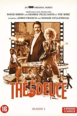 The Deuce - Seizoen 1 - Key Art