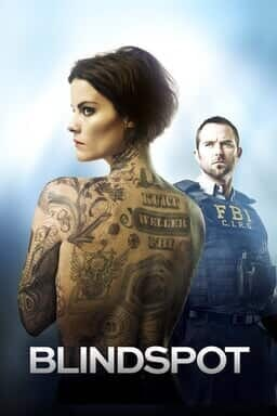 Blindspot: Seizoen 1 - Key Art