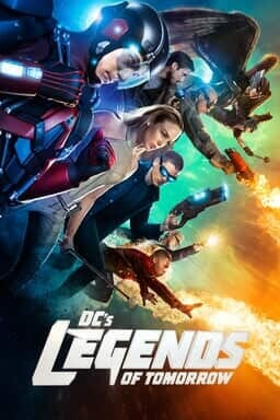 DC's Legends of Tomorrow : Seizoen 1 - Key Art
