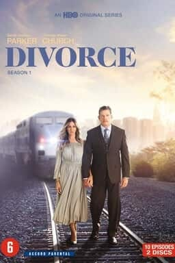 Divorce - Seizoen 1 - Key Art