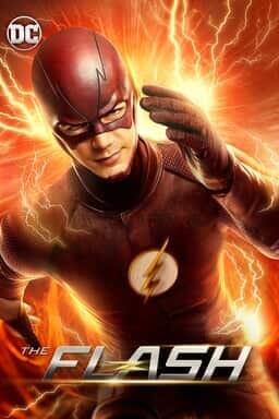 Flash: Saison 2 - Illustration