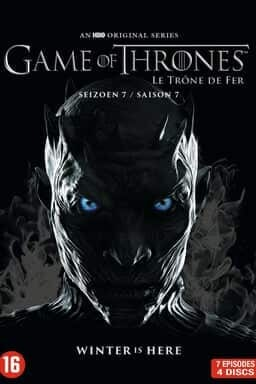 Game Of Thrones - Seizoen 7 - Key Art