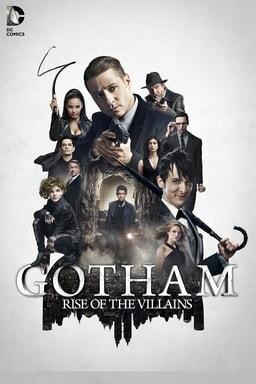 Gotham: Saison 2 - Illustration