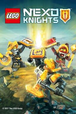 Lego: nexo knights Saison 3 - Illustration