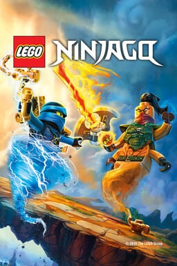 Lego Ninjago - Saison 6 - Illustration