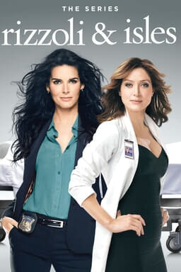 Rizzoli & Isles - Complete Series - Illustration