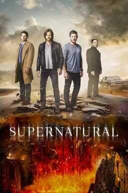 Supernatural - Seizoen 12 - Key Art