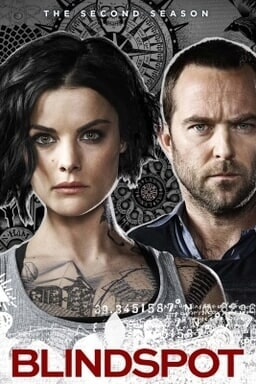 Blindspot - Seizoen 2 - Key Art