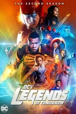 Dc's Legends Of Tomorrow - Saison 2 - Illustration