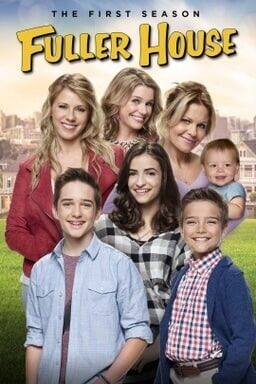 Fuller House - Seizoen 1 - Key Art