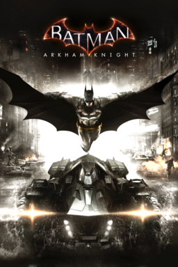 Batman Arkham Knight - Illustration